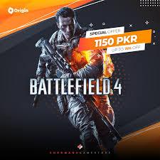 Battlefield 4 | PC | Origin