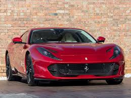 It had damn sure better be. 2019 Used Ferrari 812 Superfast 6 5 V12 Coupe 2dr Petrol F1 Dct S S 800 Ps Rosso Fuoco