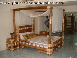 bamboo poster bed. Interesting Bed With Bamboo Poster Bed