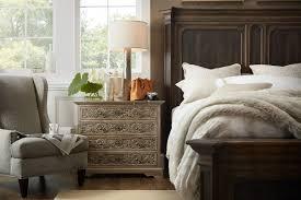 Living Room Bedroom Hooker Furniture Bedroom Woodcreek King Mansion Bed 5960 90266 Multi