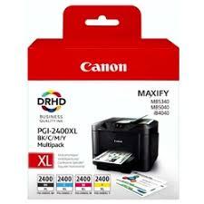«<b>Картридж Canon PGI</b>-<b>2400XL</b> BK/C/M/Y для MAXIFY iB4040 ...