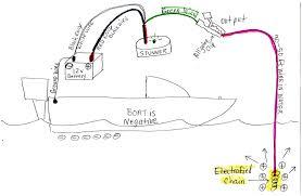 Diodes wiring mechanical electrical large size catfishstunner fish shocker catfish stunnerfish stunner drawing solving