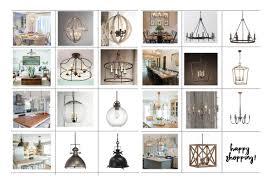 Joanna Gaines Light Fixtures Favorite Light Fixtures For Fixer Upper Style The Harper House