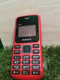 <b>Сотовый телефон MAXVI c23</b> т32 — купить в Красноярске ...