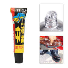 details about 1pc super adhesive repair glue for leather shoe rubber canvas strong bond t