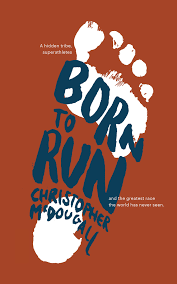 book cover redesign for born to run