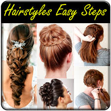 Hairstyle Easy Step By Step hairstyles easy hairstyles step by step hair styles tutorials 2338 by stevesalt.us