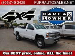 Chevrolet Regular Cab Pickups for Sale in Lubbock, TX | Auto.com