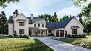 1 1 2 story modern farmhouse house plan