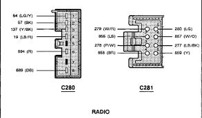 1993 ford f150 radio wiring diagram bigapp me 1995 F150 Radio Wiring Diagram 1993 ford f150 radio wiring diagram