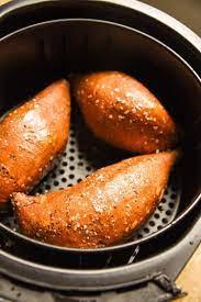 air fryer baked sweet potato courtney
