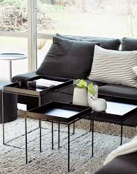 coffee table hay tray table