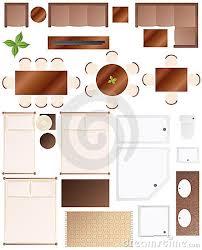 furniture floor plans. floor plans for furniture clipart