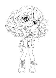 Cute Little Anime Girls Coloring Pages Coloring Pages Coloring