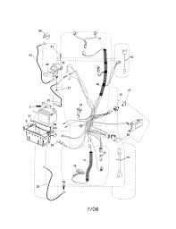 Fine craftsman mower wiring diagram 917 255692 pictures inspiration