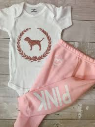 toddler baby s love pink size 3t fall winter sweatpants clothes outfit sets