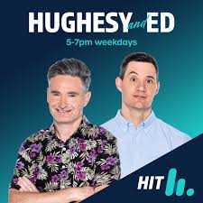 Hughesy & Ed Catchup - Hit Network - Dave Hughes and Ed Kavalee