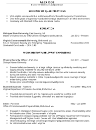 summary of qualifications resume example resume template info qualifications for a resume examples