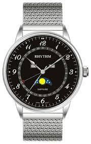 Наручные <b>часы RHYTHM</b> FI1607S02 — купить по выгодной цене ...