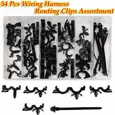 54pcs wiring harness wire loom routing clip assortment convoluted 54pcs wiring harness wire loom routing clip assortment convoluted conduit for gm