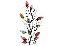 metal leaf wall decor 20 w x