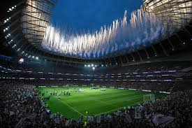 Tottenham hotspur's retractable pitch is an engineering marvel. Tottenham Hotspur S New Stadium Is A Grand Ground With A Monstrous Stand But Don T Ask For Just Chips Sport The Times