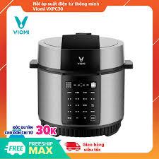 Giá bán Nồi áp suất điện Viomi VXPC30-1 thông minh, nhanh chóng, đa chức  năng (có bảo hành)