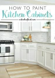 repaint kitchen cabinets paint old kitchen cabinets white