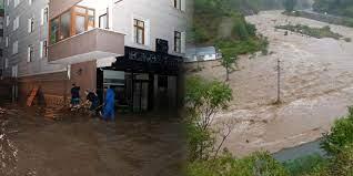 SON DAKİKA   Bakan Soylu açıkladı! Artvin'deki sel felaketinde bir kişi  kayboldu
