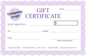 Certificate Template Photoshop Free Gift Certificate Template Maker Design Your Own Templates
