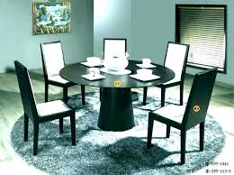 black kitchen table black dining room furniture black table set lovely black round dining table black