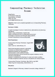 med tech resume sample what objectives to mention in certified pharmacy med tech resume