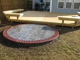 wood deck fire pit on wood deck full size of fire pits designamazing brick propane patio