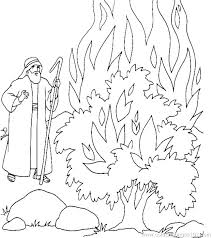 Moses Coloring Pages For Preschoolers The Call Of Colouring Pages