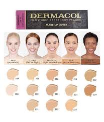 Dermacol Foundation Shades For Indian Skin Aliexpress Buy