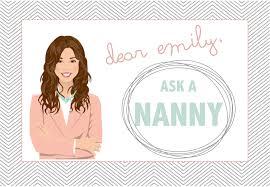 dear emily ask a nanny the nanny interview