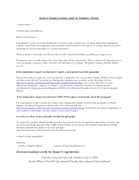 Sample Cover Letter For Visit Visa To Canada Bunch Ideas Of Covering