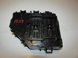 08 09 cadillac cts 3 6l v6 sfi under hood relay fuse box block 08 09 cadillac cts 3 6l v6 sfi under hood relay fuse box block warranty 1539