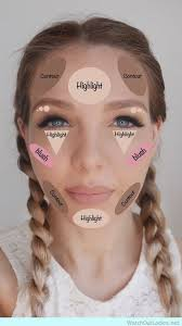 super easy contouring hack sheet diy tips tricks and beauty hacks every should know for s with acne to makeup for natural looks or shaving