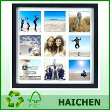 2 5x7 and 1 8x10 picture frame opening black wood collage multi for two 2 5x7 and 1 8x10 picture frame barn wood vertical opening collage