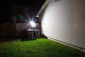 Solar Lawn U0026 Garden  Products  Nature PowerSolar Sensor Security Light