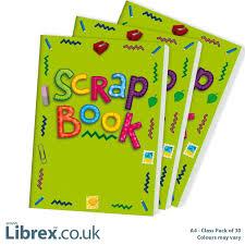 Scrapbook A4 Class Pack Of 30