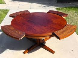 full size of solid wood extending dining table expandable round large extendable room tables plans