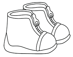 winter coat coloring page best images on printable boots for children jacket colouring pages