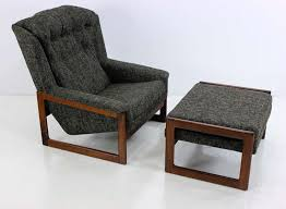 great arm chair with ottoman mid century modern armchair lounge and by dux for at bedroom uk canada australium underneath