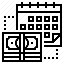 Payment Installment Monthly Loan Icon