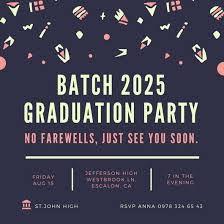 How To Create A Party Flyer Customize 3 999 Farewell Party Invitation Templates Online Canva