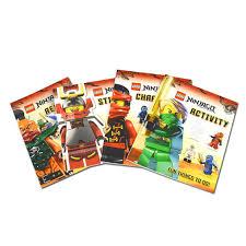 DK Lego Ninjago Folder Fun – Lowplex