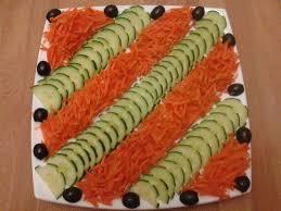 How To Decorate Salad Tray 100 Fresh and Impressive Salad Decorations Trendy ModsCom 5