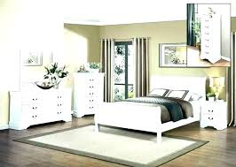 Grey Wood Bedroom Set Furniture Distressed White Real Dis – npedal